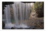 Underneath Johnstone Canyon middle falls.jpg