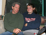 Bernie and Myrt