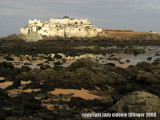 sidi abdel rahman at low tide