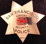 rare airport police(Pat Olvey photo collection)