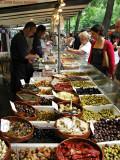 Olive Vendor