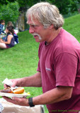 Brian at the BBQ