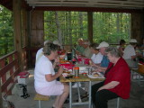 Buchanan County Bird Club Outing - Breaks Park - 6-9-08