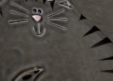 kitty kat gray