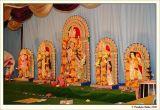 Durga Puja at Paschimi