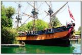 Sailing ship - Columbia