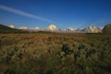 Tetons Mountain Range