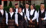 Singing - a typical Croatian folklore