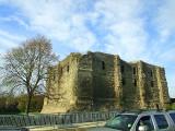 Canterbury:ruins of the Norman keep /1