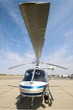 CHP Chopper on Display