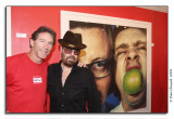 With Dave Stewart