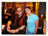 Dennis Diken With Cooper