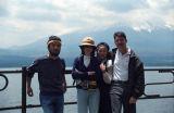 Friends: Masa, Chieko, Dao, and Dave
