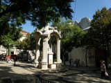 in the Largo do Carmo