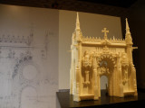 the model for the chapel