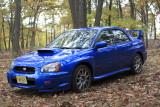 Subaru Impreza WRX STi MY05