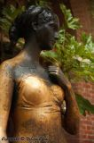 The Statue Closeup