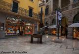 A Pharmacy on Via Mazzini