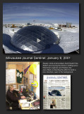 Building a new South Pole home