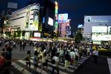 Day 1 - 030708: Arrival & Shibuya