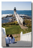 ....Marshall Point lighthouse.