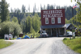 Polebridge consists of one very old store...