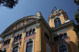 Art Nouveau in Cluj Napoca (Klausenburg),Romania