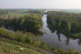 Vltava(Moldau)-Labe(Elbe)  junction near Melnik