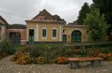 mainplace in village Biertan