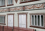 facade in Bukowina