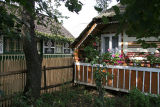 wonderful rural houses in Bukowina