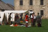 Fur Traders and Trappers Encampment