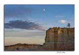 Moonrise, Inspiration Point