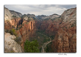 View From Angel's Landing