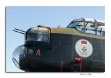 British Lancaster Bomber, Nose Guns