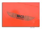 Waco Biplane Emblem