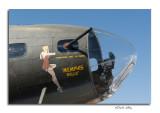 B-17  Bomber Memphis Belle
