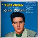 Elvis Presley, King Creole EP (black label)