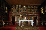 CZARNA  ikonostas