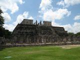 Chichen Itza 42 Temple of warriors