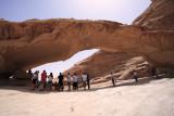 A trip to Jordan June 2008 -  The group