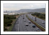 Motorway view
