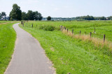 bike path towards Paterswoldsemeer
