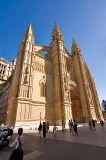 Palma's cathedral (La Seu)