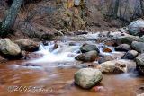 Helen Hunt Falls creek