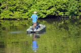 fishing Canada Pond