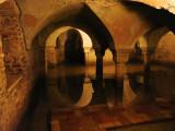 Venezia- acqua alta nella chiesa -1150612.jpg
