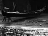 Gondole en noir et blanc -1160365.jpg