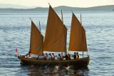Sooke Longboat