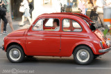 Steyr-Puch 500  (licensed Fiat  500) 1958